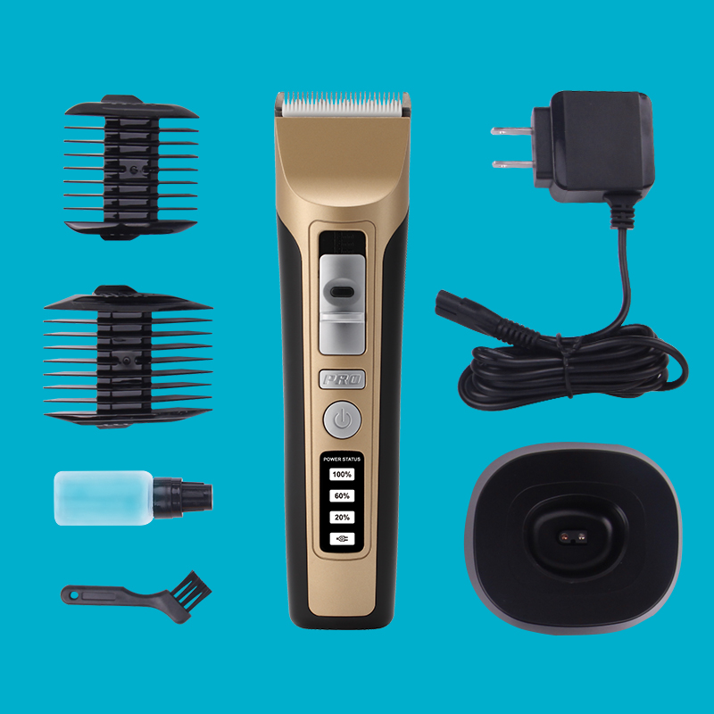 Pet-Electric-Hair-Clipper-Rechargeable-Hair-Trimmer