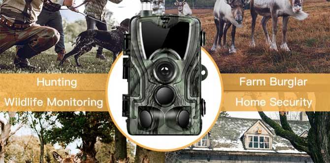 Lovačke kamere